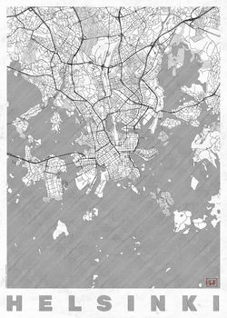 Карта Helsinki