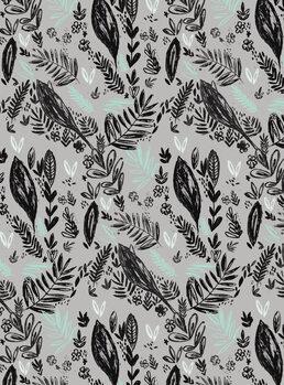 Ілюстрація Inky jungle