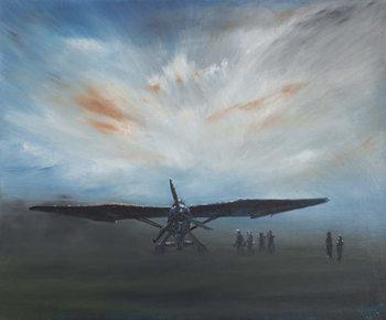 Les Secret Obscure' Lysander, 2013, Картина