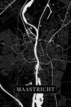 Карта Maastricht black