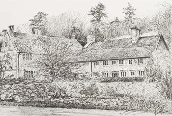 Mottistone Hall Isle of Wight, 2008 Картина