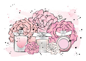 Ілюстрація Peony Perfumes2