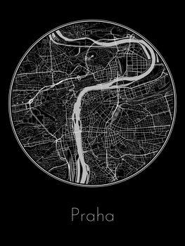 Карта Praha