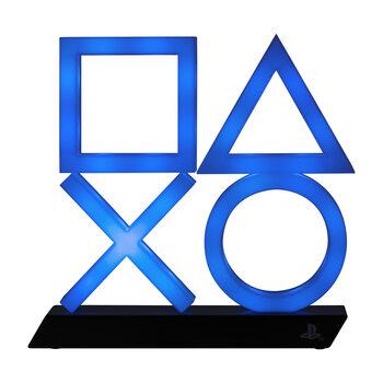 Žareča figurica XL Playstation 5