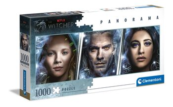 Puzzle Zaklínač (The Witcher)