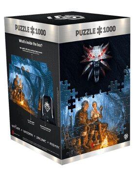 Puzzle Zaklínač (The Witcher) - Journey of Ciri