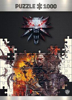 Puzzle Zaklínač (The Witcher) - Monsters