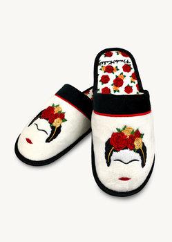 Zapatillas de ir por casa Frida Kahlo - Minimalist