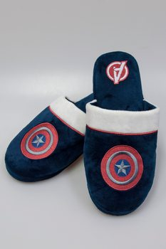 Zapatillas de ir por casa Marvel - Captain America