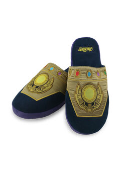 Zapatillas de ir por casa Marvel -  Thanos Infinity Gauntlet