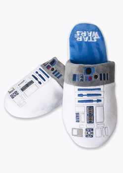 Zapatillas de ir por casa Star Wars - R2D2