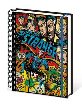 Zápisník Doctor Strange