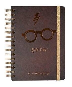 Zápisník Harry Potter A5