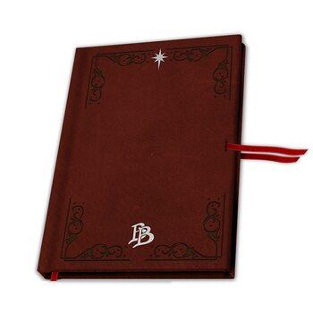 Zápisník Hobit - Bilbo Baggins