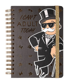 Zápisník Monopoly