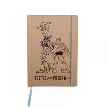 Zápisník Toy Story - Woody and Buzz A5