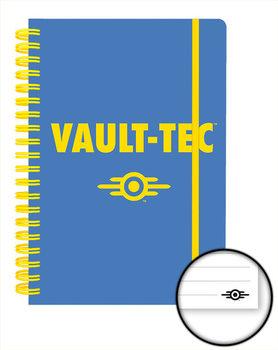 Fallout 4 - Vault Tec Zápisník