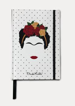 Frida Kahlo - Minimalist Head Zápisník