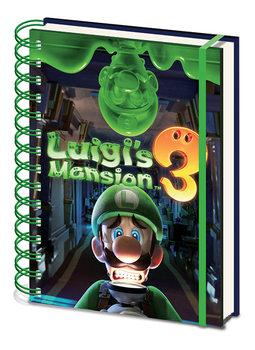 Luigi's Mansion 3 - Gooigi Zápisník