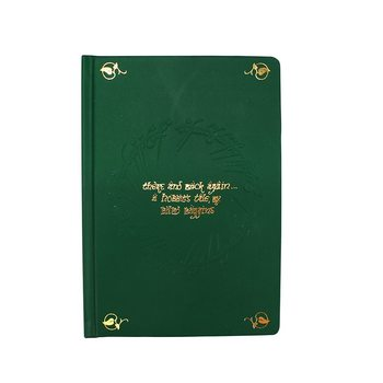 Pán Prstenů - A Hobbit's Tale Zápisník
