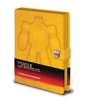 Transformers G1 - Bumblebee Zápisník