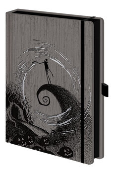 Zápisník Ukradené Vánoce Tima Burtona - Moonlight Madness