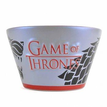 Zdjela Game of Thrones - Stark Reflection Decal Posuđe