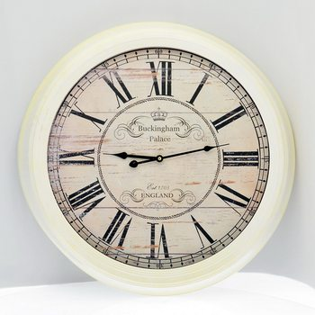 Design Clocks - England Zegar
