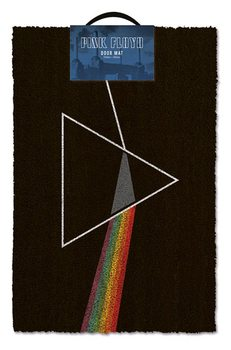 Zerbino  Pink Floyd - Dark SIde Of The Moon Door Mat