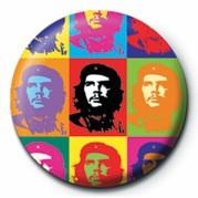 CHE GUEVARA - pop art Značka