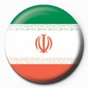 Flag - Iran Značka