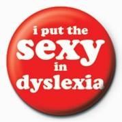 Sexy in Dyslexia Značka