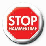 STOP HAMMERTIME Značka