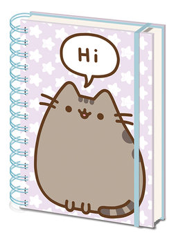 Pusheen - Pusheen Says Hi Zvezki