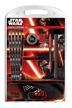 Star Wars Ep7 - Bumper Stationery Set Zvezki