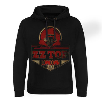 Hoodie  ZZ-Top - Lowdown Since 1969
