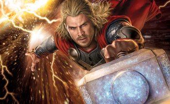 Marvel Avengers Thor Фото-тапети