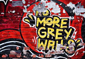 NO MORE GREY WALLS Фото-тапети