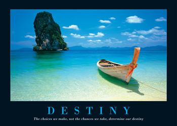 Destiny - phuket - плакат
