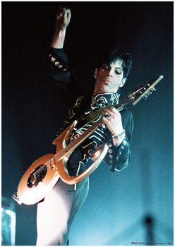 Prince - Birmingham 1995 - плакат
