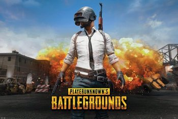 PUBG - Playerunknown плакат