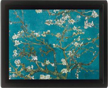 VINCENT VAN GOGH - almond blossom 3D plakát keretezve