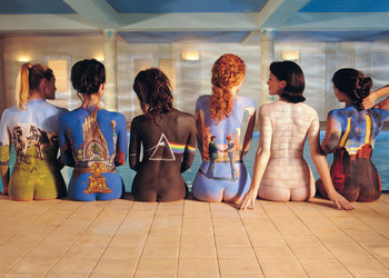 Pink Floyd - Back Catalogue Affiche