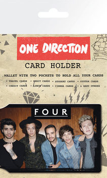 One Direction - Four Astuccio porta tessere