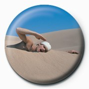 PINK FLOYD - DESERT Badges