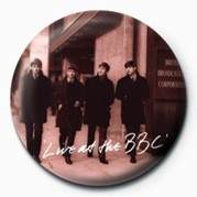 BEATLES (LIVE AT THE BBC) button