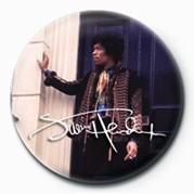 Button JIMI HENDRIX (DOOR)