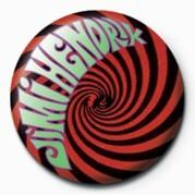 Button JIMI HENDRIX (SWIRL)