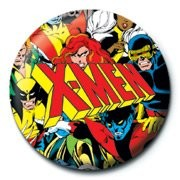 Button MARVEL - x-men