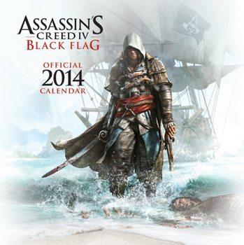 Calendar 2014 - Assasin's Creed IV Black Flag Calendar 2017